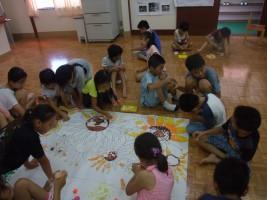 三育学童アカデミーの仕事イメージ