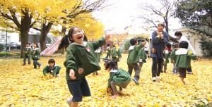 信愛学舎みどり幼稚園の仕事イメージ