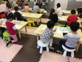 グレートキッズ幼児教室・児童教室の仕事イメージ